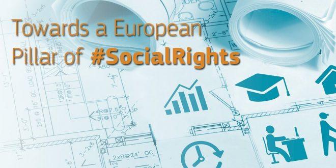 Социализмите на Европейския стълб на социалните права