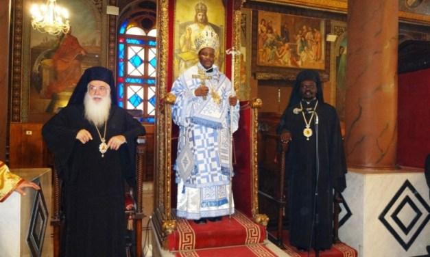 Създаден бе първият православен манастир в Южна Африка