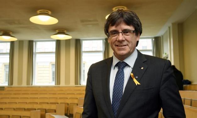 Финландия обеща да екстрадира Пучдемон… когато го намерят