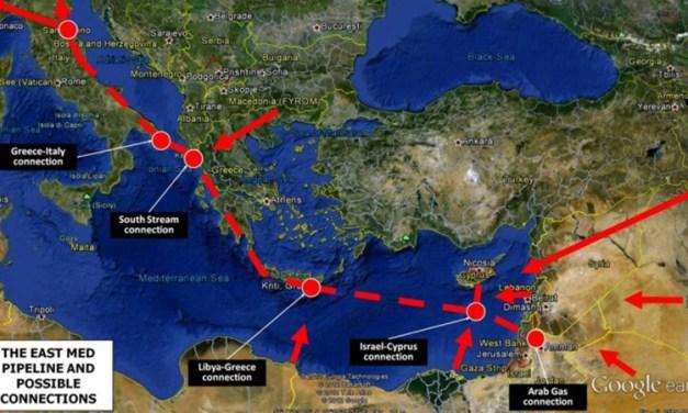 Европа започва да внася газ от Израел