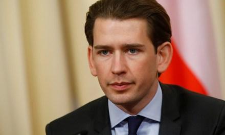 Себастиан Курц иска ЕС да прекрати преговорите с Турция
