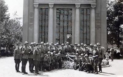 Желязната дивизия или чуждия безсмъртен полк?