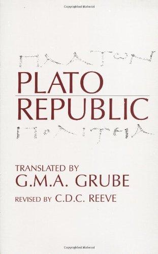 PLATO REPUBLIC BY PLATO