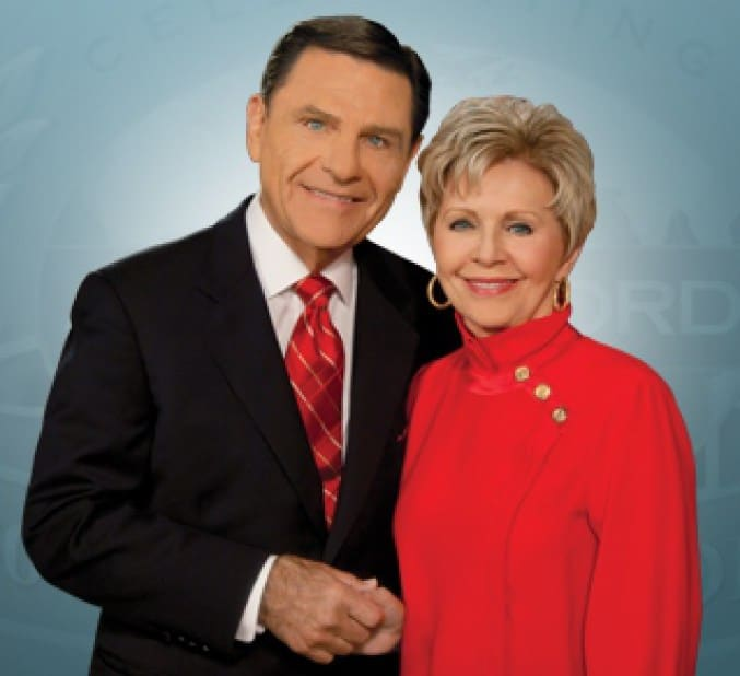 Kenneth Copeland 18 February 2018 Daily Devotional - Sin Stained...or Blood Washed?