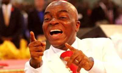 Winners' Chapel Live Service Broadcast 11 November 2018 with Bishop David Oyedepo