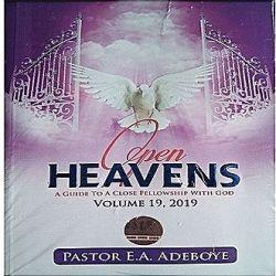 Open Heaven 23 April 2019 Tuesday - Deadly Generosity