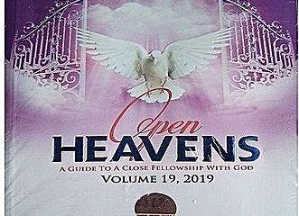 Open Heaven 23 April 2019