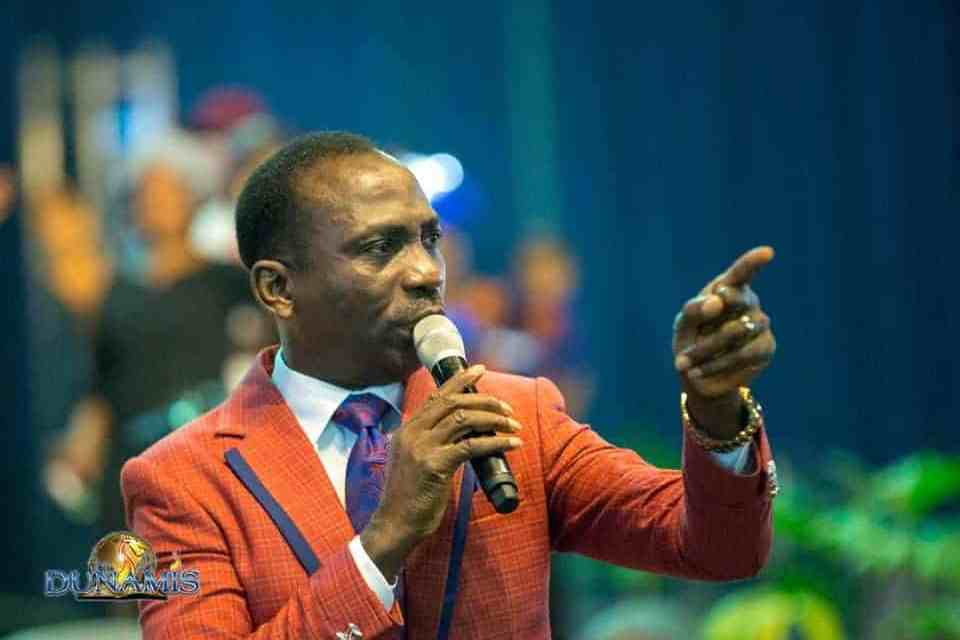 Dunamis Live Easter Celebration Service with Dr. Paul Enenche