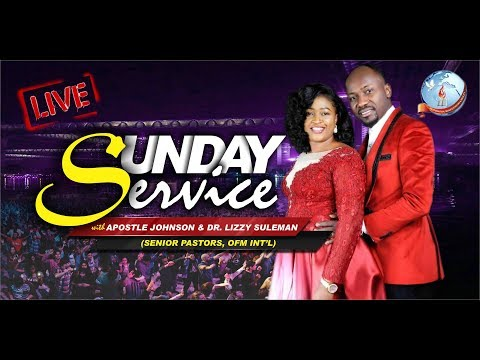 Omega Fire Ministries 8 September 2019 Live Service