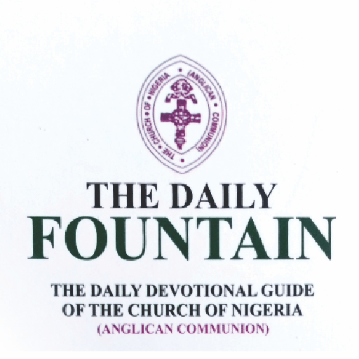 Daily Fountain Devotional 30th March 2020