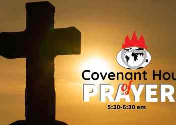 Winners Chapel Live Service 6 October 2021 Covenant Hour of Prayer
