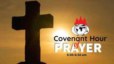 Winners Chapel Covenant Hour of Prayer 12th February 2021