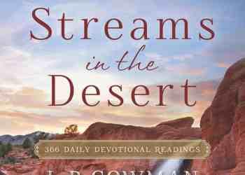 Streams in the Desert Devotional 22 September 2021