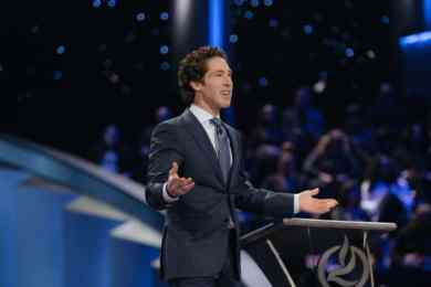 Joel Osteen Today's Message: When You're in a Desert Place