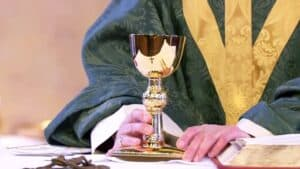 Catholic Mass Today Friday 9th April 2021 Daily Mass Online