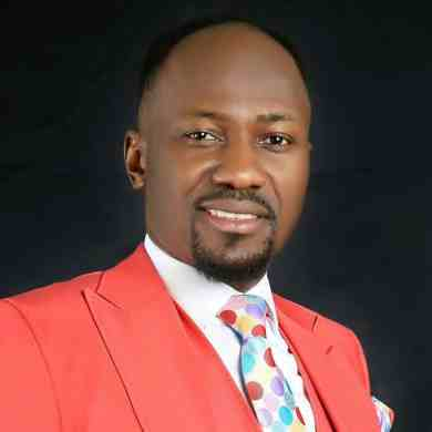 Apostle Johnson Suleman denies being probed by IG of Police, Adamu