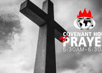Winners Chapel Live Service 13 October 2021 Covenant Hour of Prayer