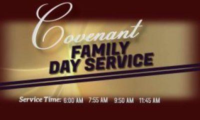 Winners' Chapel Live 23 May 2021 Sunday Service