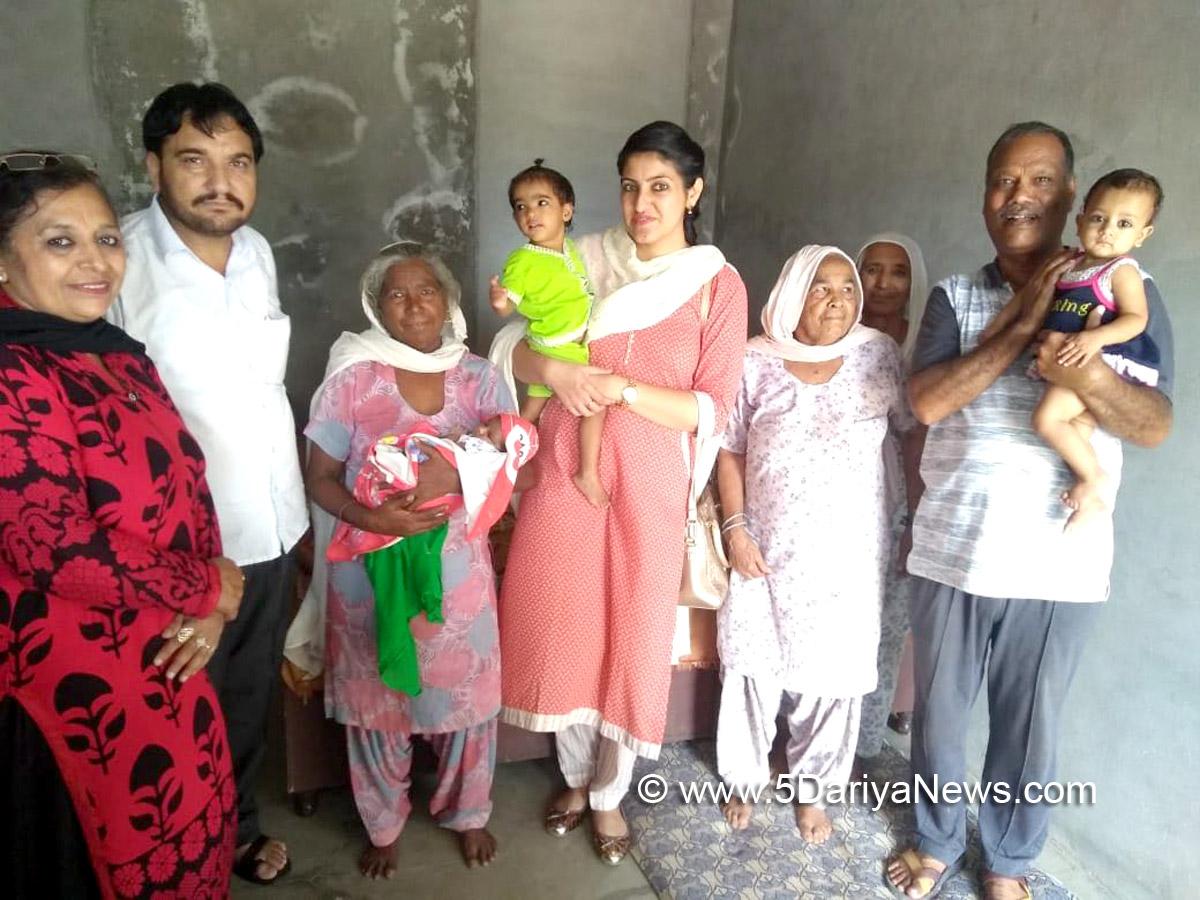 Newborn Baby Anath Ashram