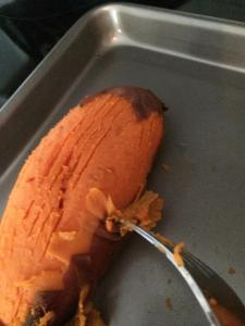 Sweet potatoes with no boiling or peeling required | 5dinners1hour.com