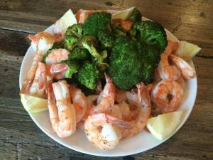 Easy Roasted Shrimp and Broccoli | 5dinners1hour.com
