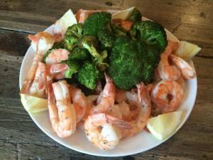 Easy Roasted Shrimp and Broccoli | 5dinners1hour.com