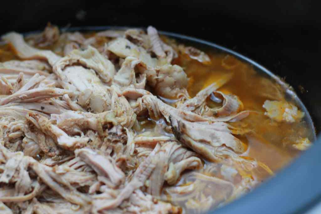 Pork Carnitas!! Make a big batch of Pork Carnitas and use it for several meals | 5dinners1hour.com