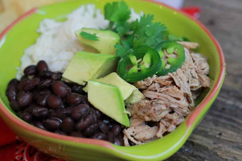 Pork Carnitas!! Make a big batch of Pork Carnitas and use it for several meals | 5dinners1hour.com