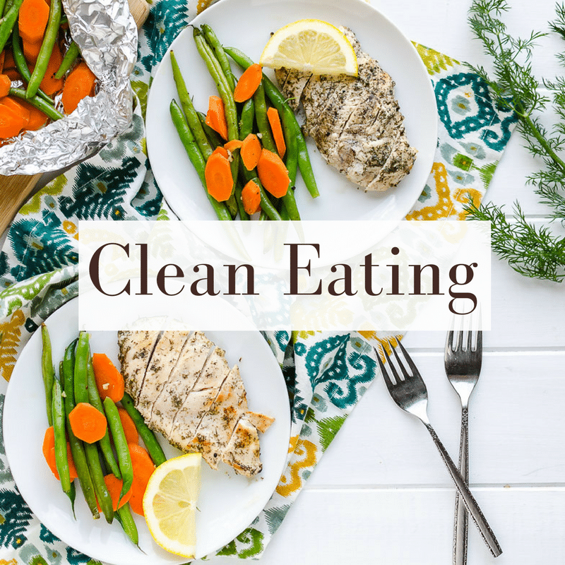 Classic clean eating meal plans and grocery lists 5 dinners in the clean eating plan is basically the classic menu recipes made cleaner no white flour no refined sugars only honey and maple syrup are used sparingly forumfinder Gallery
