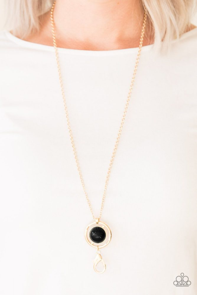Always Front and Center Necklace