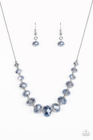 Crystal Carriages Necklace