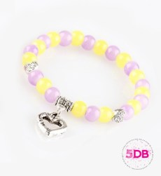 SS Charm my heart YELLOW KB098