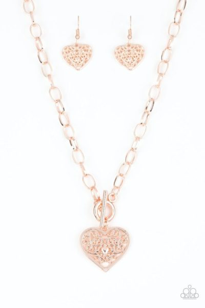 Victorian Romance Necklace
