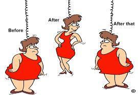 Stop yo-yo dieting