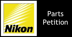 Nikon Parts-Repair Petition