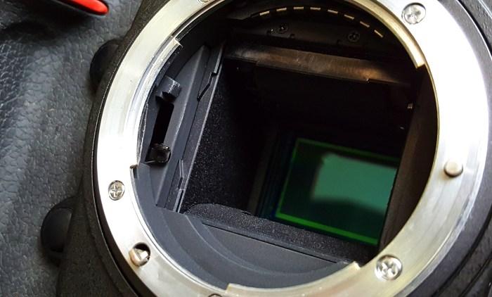 DSLR Sensor Cleaning