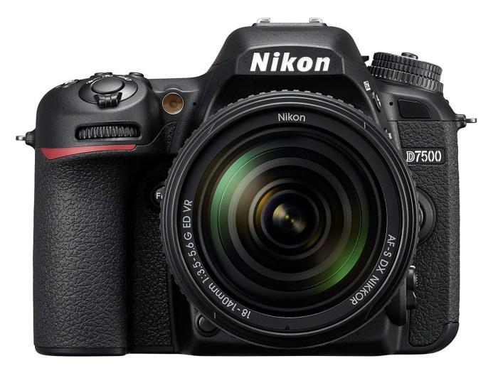 THE NEW NIKON D7500