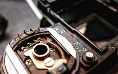 Nikon F3 On The Bench