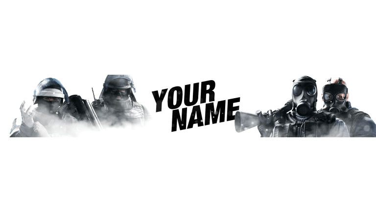 Rainbow Six Vol 2 Banner
