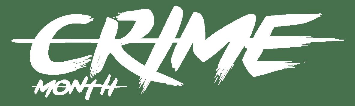 Crime Month Logo