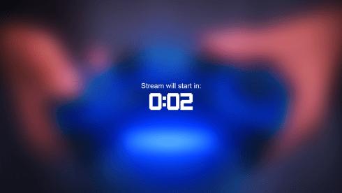 Gaming Countdown