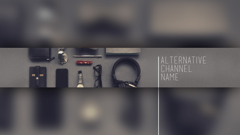 Lifestyle YouTube Banner