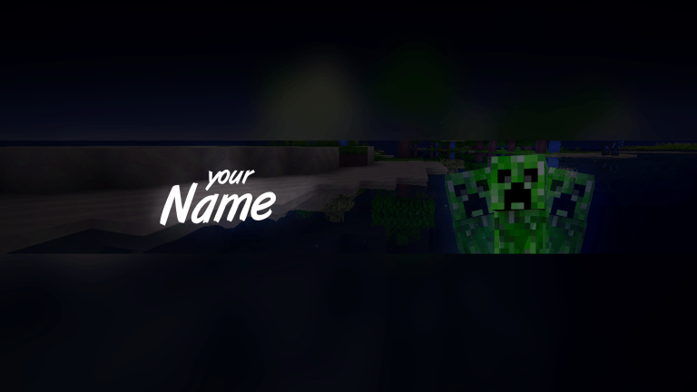 The Creeper Banner
