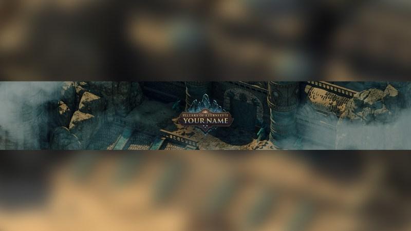 Pillars of Eternity II Banner