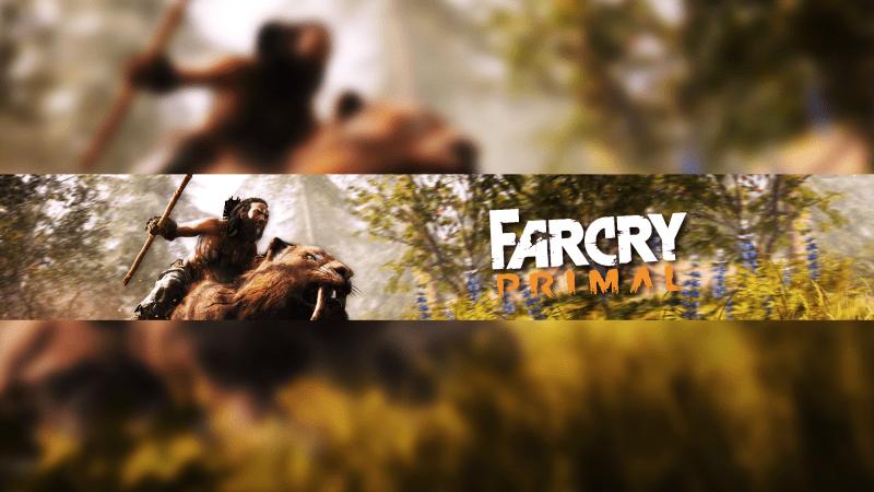Far Cry Primal Banner