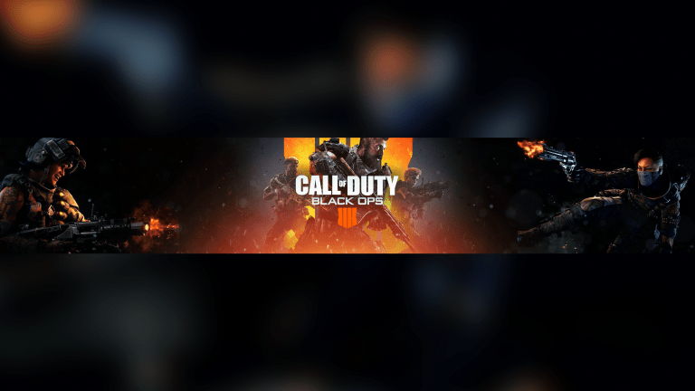 COD BO4 YouTube Banner