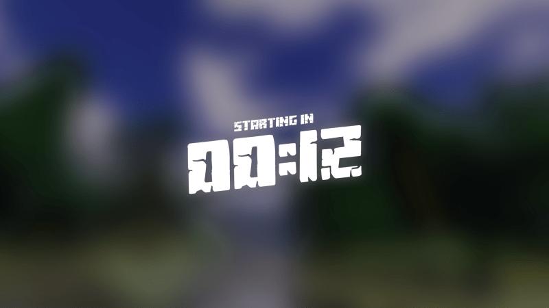 Minecraft 6 Countdown