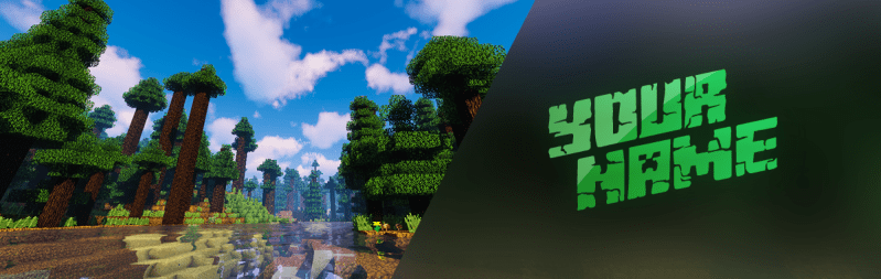 Minecraft 6 Twitch Cover