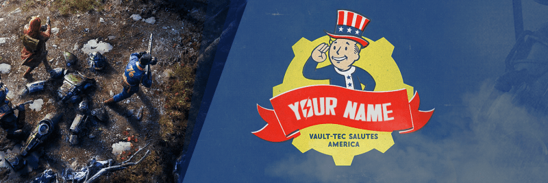 Fallout 76 Twitter Cover