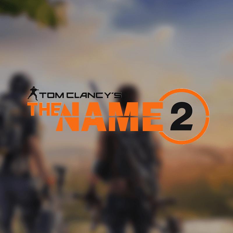 Division 2 Avatar